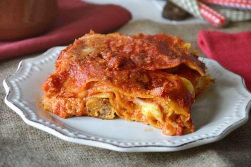 campane ricette Lasagna napoletana