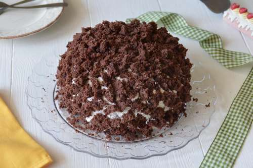 ricette Torta mimosa al cioccolato