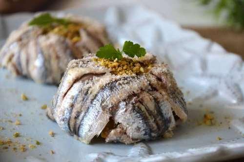 Ricette Secondi piatti di pesce Tortino di alici