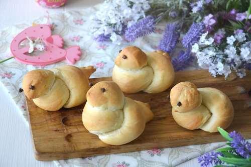Ricette Pane e Brioches Colombe di pane