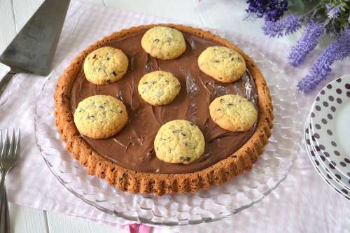 Dolci ricette Crostata cookies