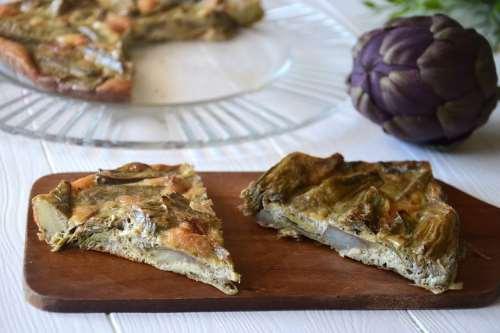 Ricette Secondi piatti Frittata di carciofi