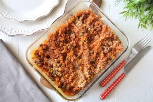 siciliane ricette Anelletti al forno