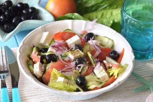 Insalate ricette Insalata greca