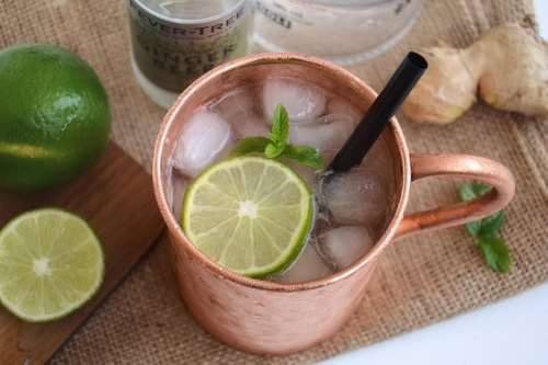 ricette Moscow mule