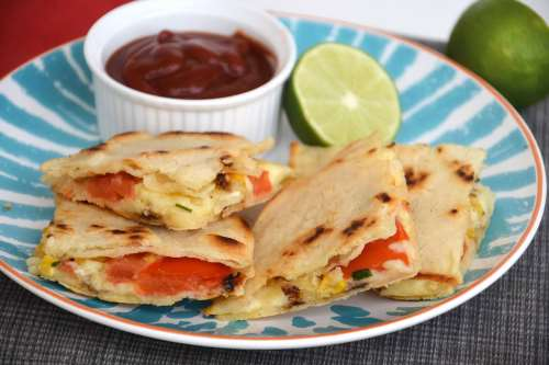 Ricette Finger food Quesadillas