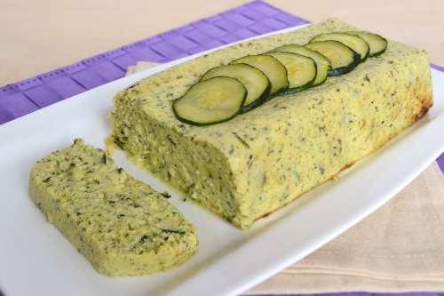 Ricette  Sformato di zucchine