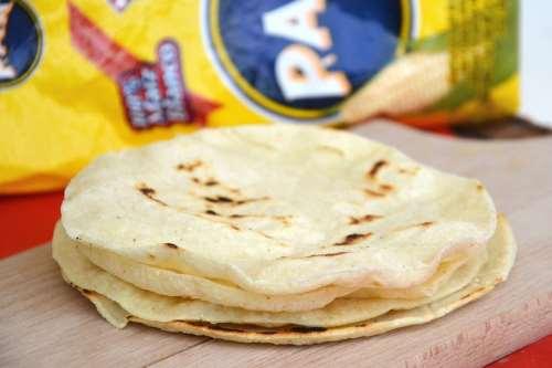 Base ricette Tortillas di mais