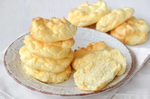 Pane e Brioches ricette Cloud bread