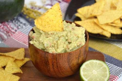 messicane ricette Guacamole