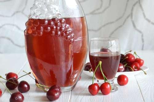 ricette Liquore di ciliegie