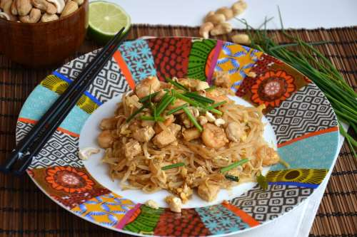 Ricette  Pad Thai
