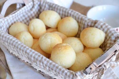 Ricette Pane e Brioches Pan de queso