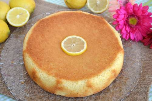 Dolci ricette Pan di limone