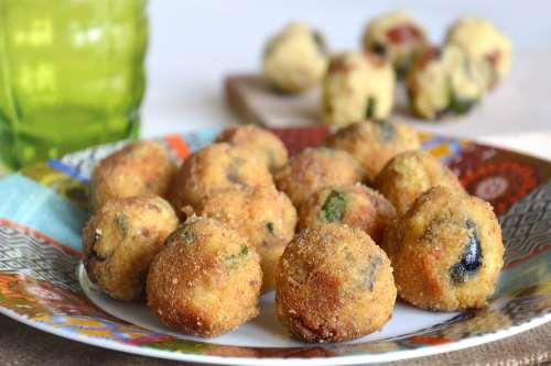 Ricette Finger food Polpette di miglio