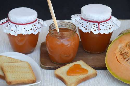 Conserve ricette Marmellata di melone