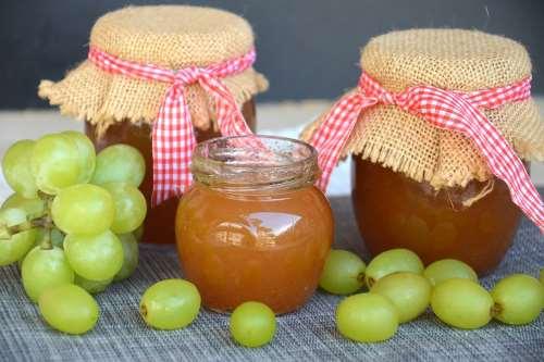 Ricette  Marmellata di uva