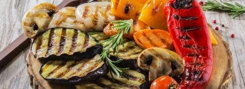 Come condire le verdure grigliate