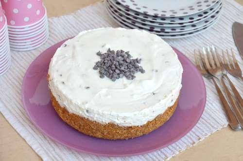 Ricette Cheesecake freddo Cheesecake alla ricotta