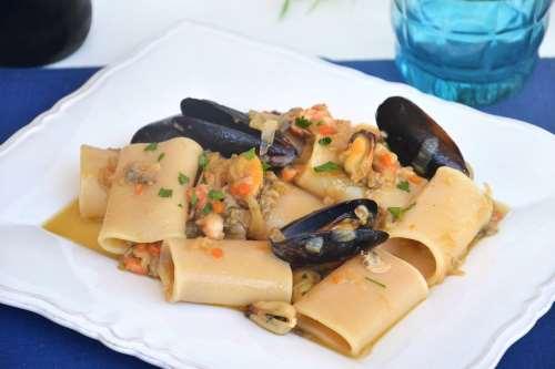 Ricette Primi piatti Genovese di mare