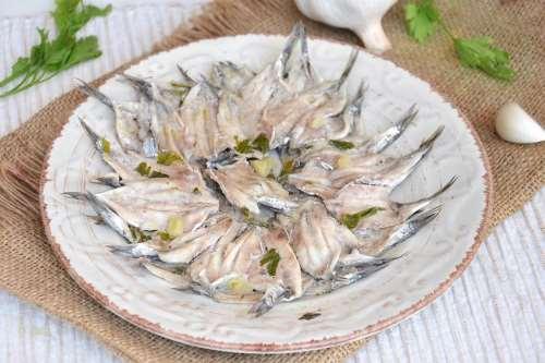 Pesce azzurro ricette Alici in tortiera