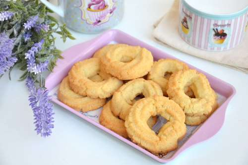 Ricette Piatti tipici piemontesi Paste di meliga