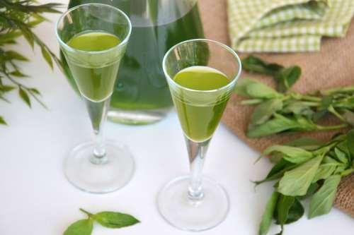 ricette Liquore al basilico