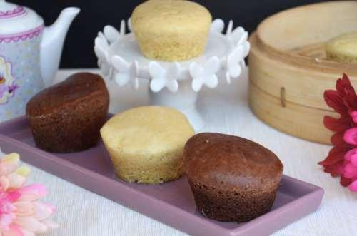 Ricette giapponesi Muffin cotti a vapore