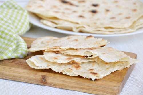 Pane e Brioches ricette Pane azzimo