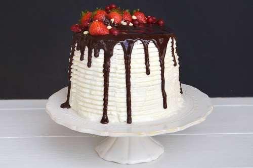 ricette Drip cake