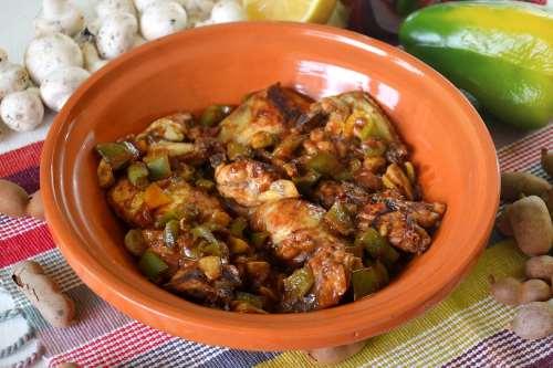 Ricette  Galletto al tamarindo