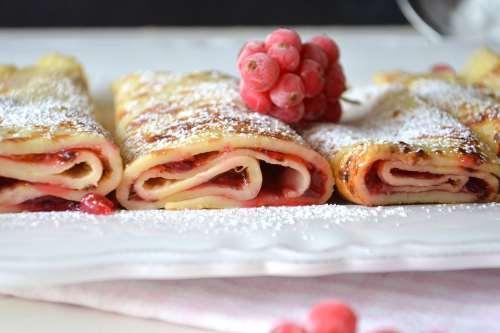 Ricette dal mondo Pancake svedesi