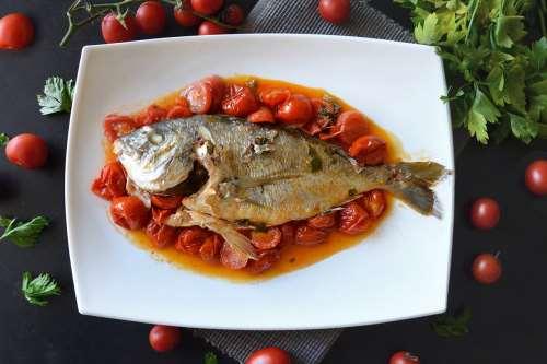 Pesce ricette Orata all'acqua pazza
