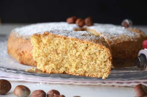 Torte facili ricette Torta di nocciole