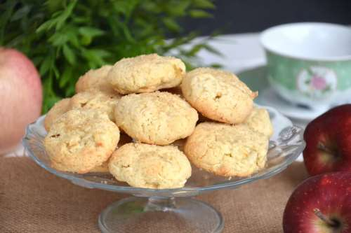 ricette Biscotti alle mele