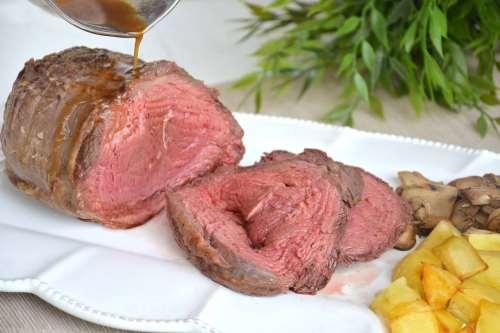 Secondi piatti ricette Roast beef