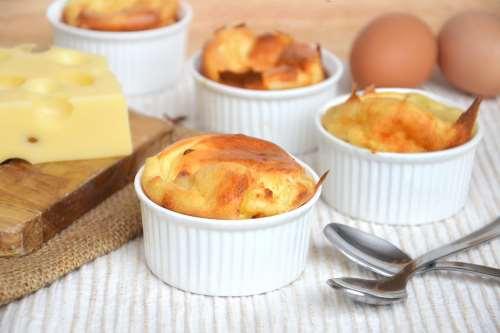 Ricette Cucina francese Soufflè al formaggio