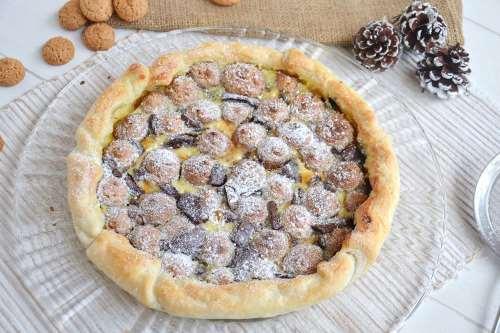 Torte facili ricette Torta cioccolato e amaretti