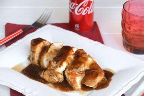 ricette Petto di pollo alla Coca-cola