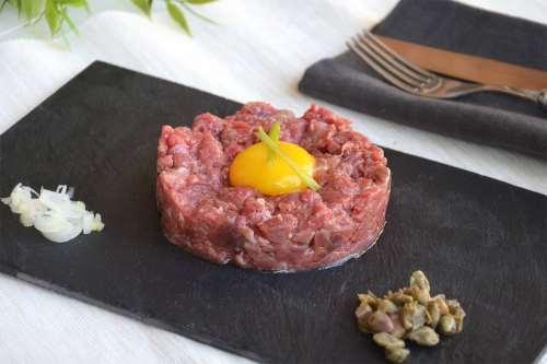 Secondi piatti ricette Tartare di manzo