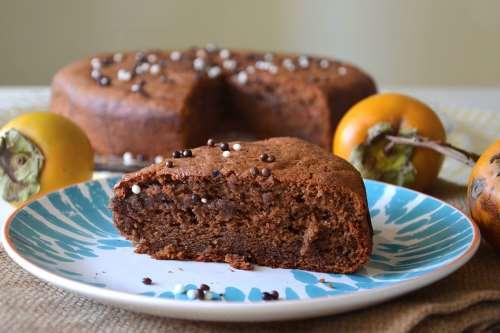 Torte facili ricette Torta di cachi