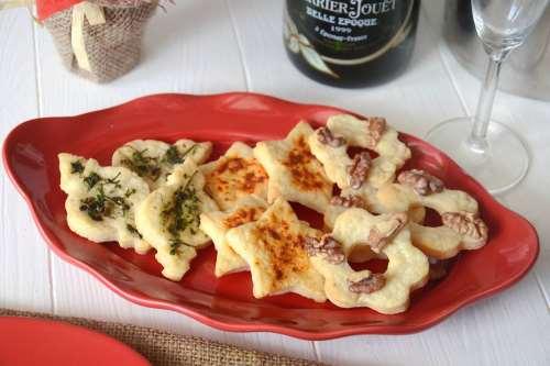 Ricette Finger food Biscotti salati