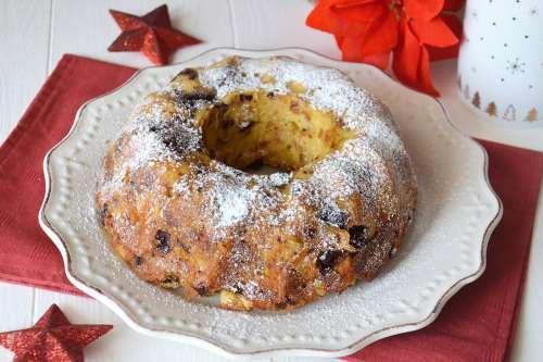 Dolci di Natale ricette Budino di panettone