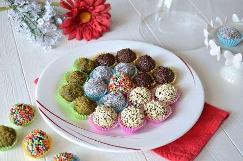 Ricette  Praline di cioccolato