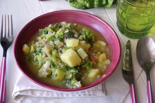 Zuppe di verdure invernali