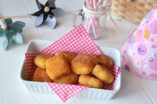 Ricette venete Crema fritta