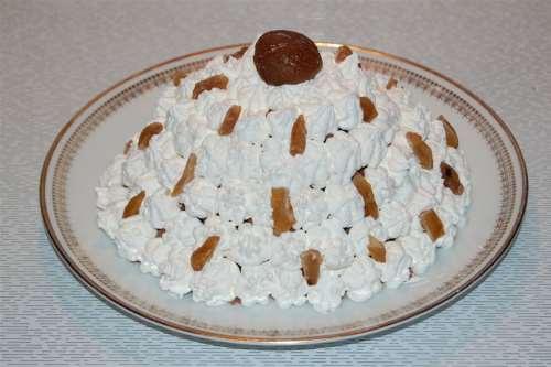Senza glutine ricette Montblanc
