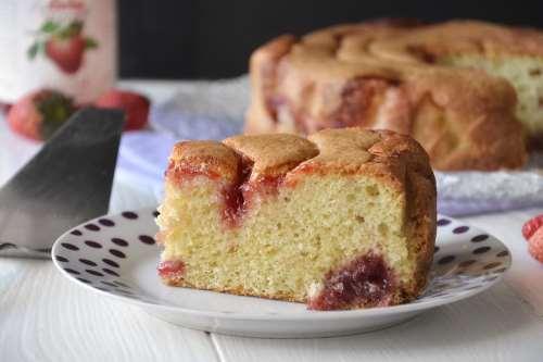 Ricette Dolci Torta con marmellata