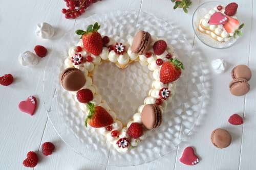ricette Cream tart