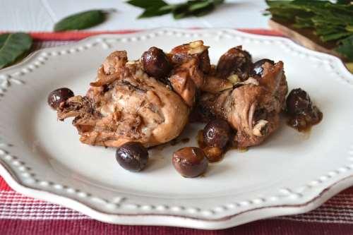 Ricette Secondi piatti Coniglio alla ligure